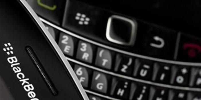 Blackberry'nin fişi çekildi!