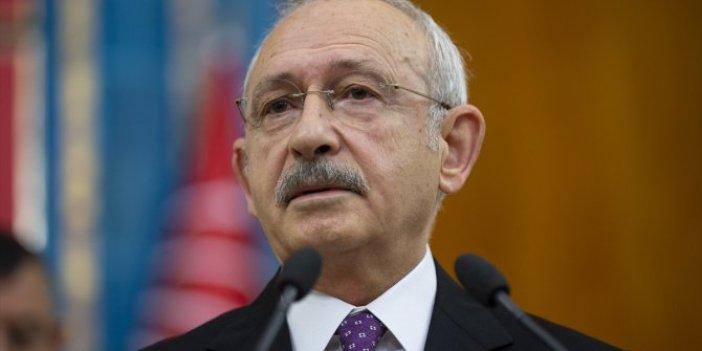 Kemal Kılıçdaroğlu'ndan 'Saray'a idlib çağrısı