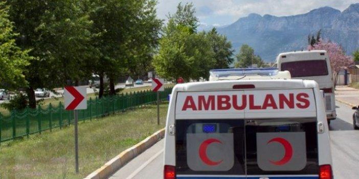 İstanbul'da kiralık taksi: Ambulans