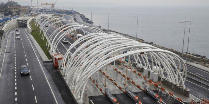 Avrasya Tüneli'nin faturası yine vatandaşa kaldı