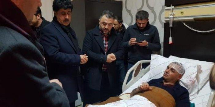 Çığ'dan yaralı kurtulan AFAD müdürü o anları anlattı