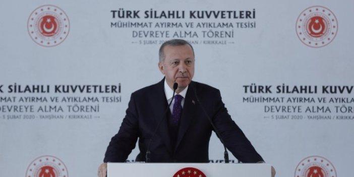 """Tayyip Erdoğan: """"Füze sistemini Suriye sınırımıza yerleştireceğiz"""""""