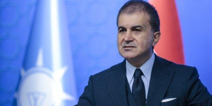 AKP Sözcüsü Ömer Çelik'ten İlker Başbuğ açıklaması