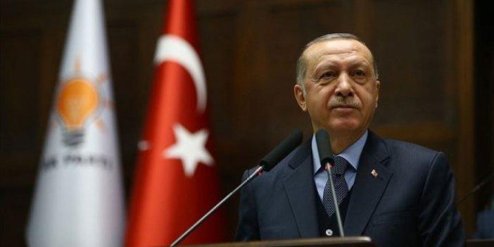Tayyip Erdoğan'dan AKP'li vekillere tepki
