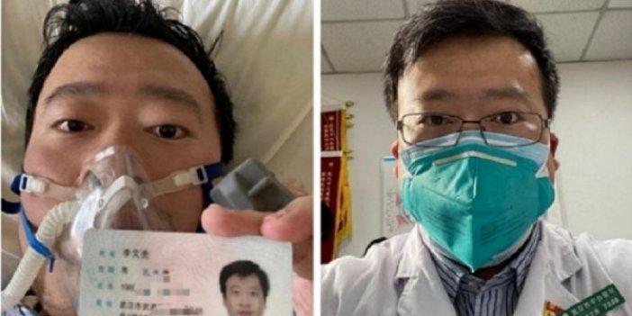 Çin'deki coronavirüsü ilk kez duyuran doktor öldü