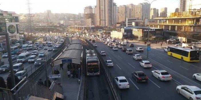 İstanbul'da ulaşıma yüzde 35 zam!