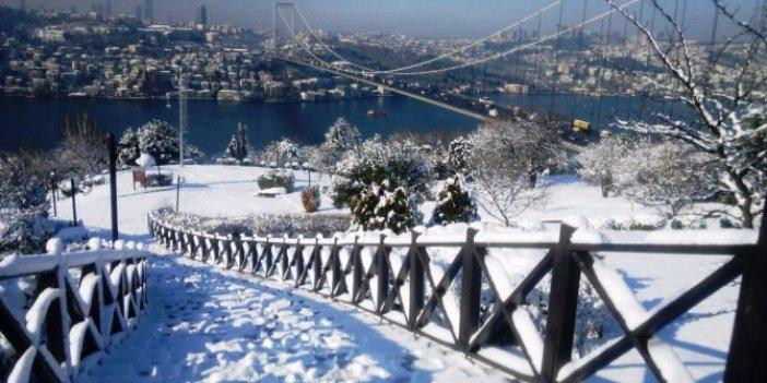 İstanbul'da sarı alarm!