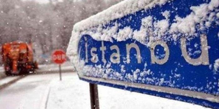 İstanbul'da kar ne zamana kadar sürecek?
