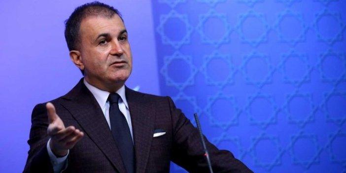 AKP Sözcüsü Çelik:  Mustafa Akıncı özür dilemeli