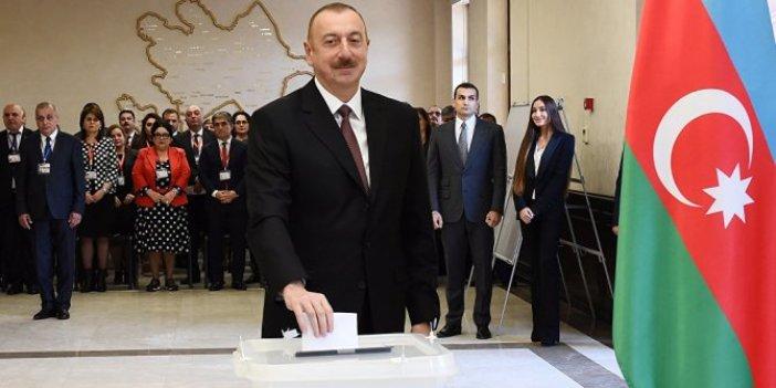 Azerbaycan'da halk sandık başında