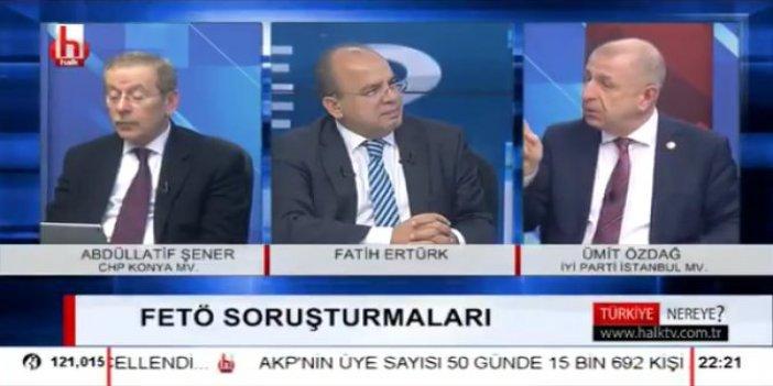 Ümit Özdağ'dan Mustafa Akıncı'ya çok sert tepki