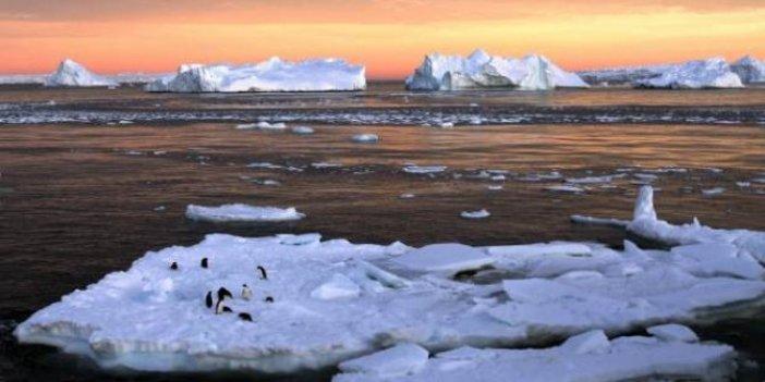 Buzulların erimesi okyanusun yönünü değiştiriyor!