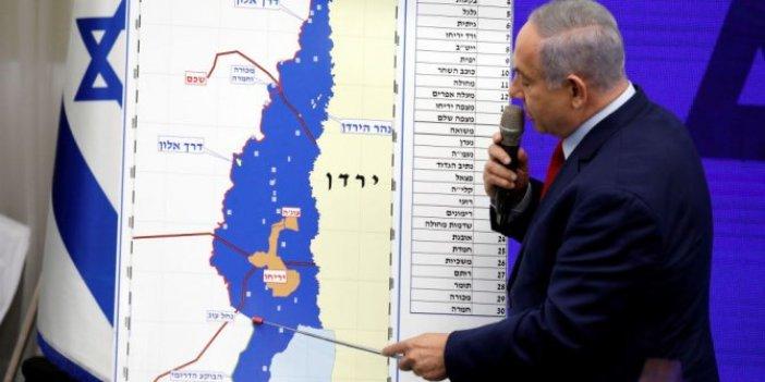 ABD ve İsrail arasında ilhak polemiği