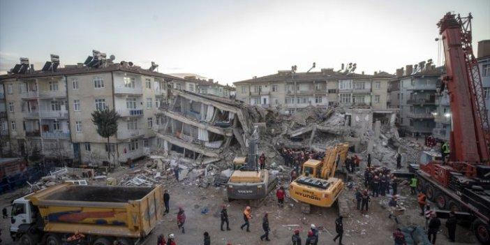 Elazığ'daki depremin ardından ne kadar yardım toplandı?