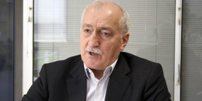 """Sadettin Tantan: """"Türkiye'yi küresel tavize zorluyorlar"""""""