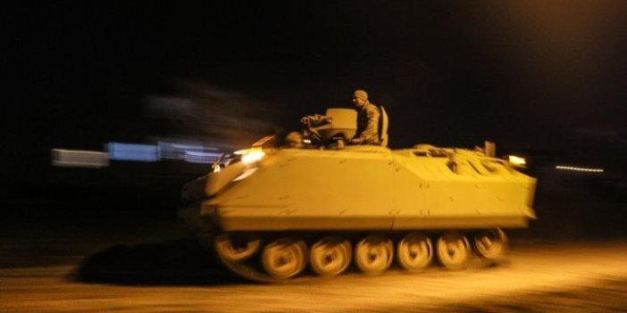 İdlib'deki gözlem noktalarına füze rampası ve tank