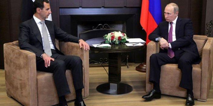 Putin-Esad iş birliği Türkiye'yi mi hedef alıyor?