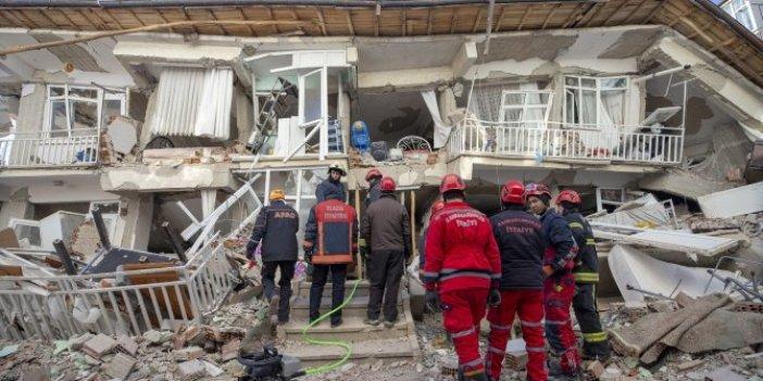 TÜBİTAK'tan Elazığ depremi iddialarına ilişkin açıklama