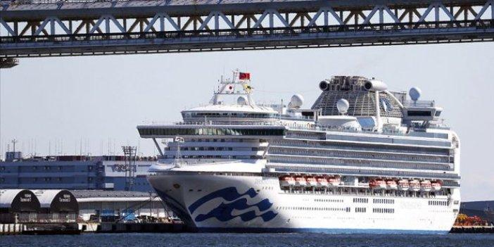 Karantinadaki gemide coronavirüs paniği büyüyor