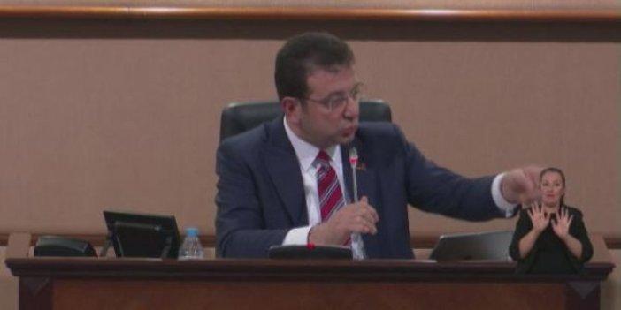 İBB Meclisi'nde küfür gerginliği