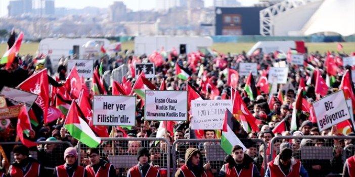 AKP, Kudüs Mitingi'ne neden katılmadı?
