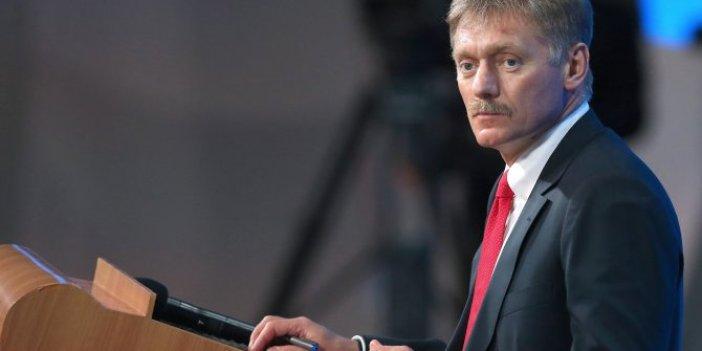 Kremlin Sözcüsü Dmitriy Peskov'dan İdlib açıklaması