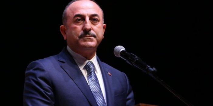 """Mevlüt Çavuşoğlu: """"Tüm teröristleri temizleyinceye kadar..."""""""