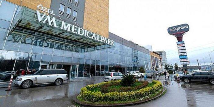 Ethem Sancak'ın hastanesinde skandal!