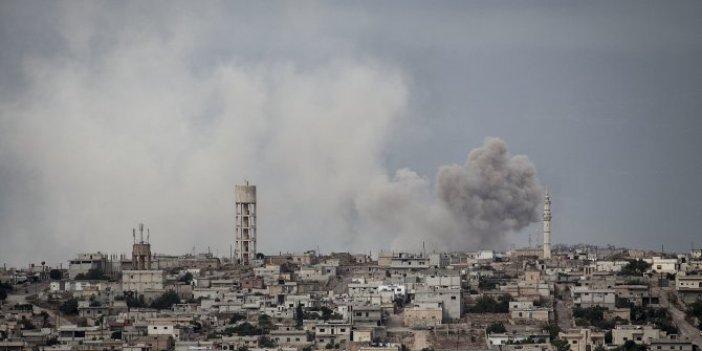 ABD'den Suriye'de ateşkes çağrısı