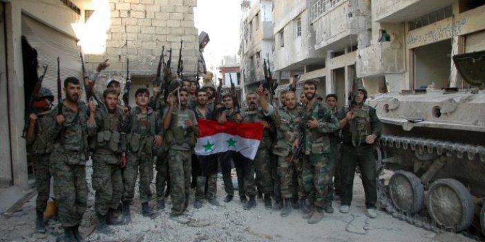 Suriye ordusundan küstah tehdit