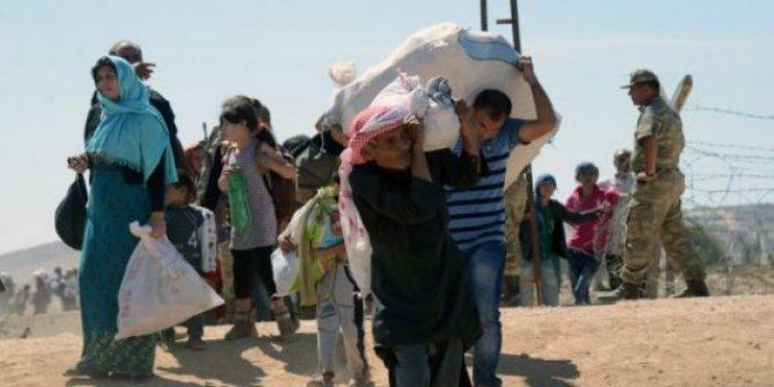 Suriye'den gelen göç dalgasında terör unsurları var!