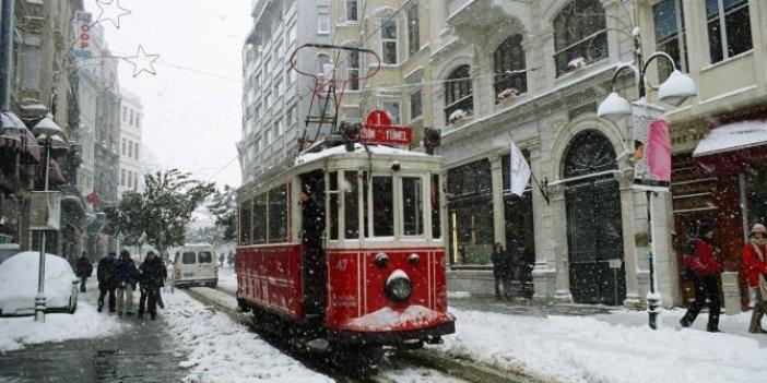 Son 141 yılın en sıcak kış ayı!