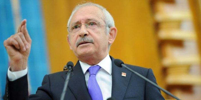 Kemal Kılıçdaroğlu'ndan Tayyip Erdoğan'a çağrı
