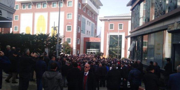 Vatandaştan AKP'li başkana istifa çağrısı