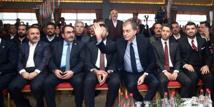 Ömer Çelik, Kemal Kılıçdaroğlu ve Başbuğ'u hedef aldı