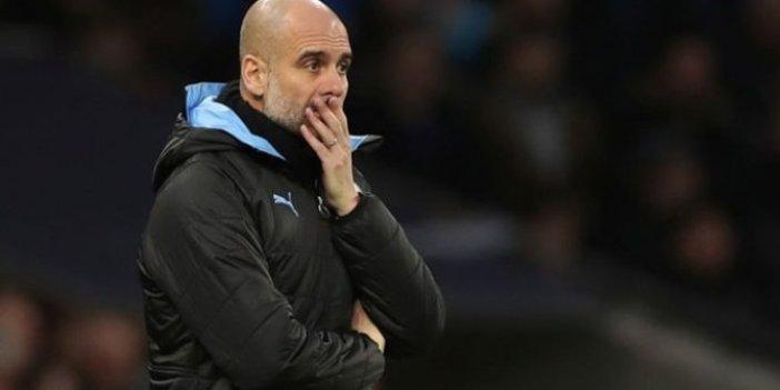 UEFA'dan Manchester City'e 2 yıl men