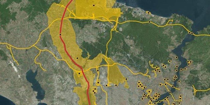 Kanal İstanbul'un yollarına 7,8 milyar lira harcanacak!