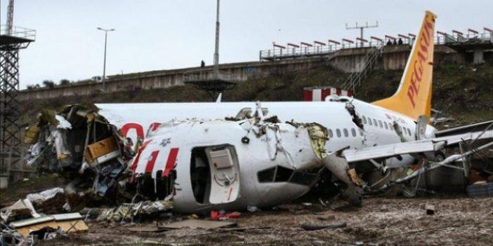 Sabiha Gökçen'deki kazada kaptan pilotun ifadesi alındı