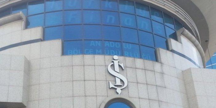 Tayyip Erdoğan'dan İş Bankası çıkışı