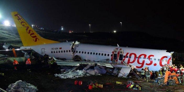 Pilotun ifadesi neden ertelendi?