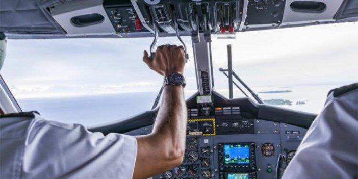 """""""Pilotlar, hava iş hukuku istiyor"""""""