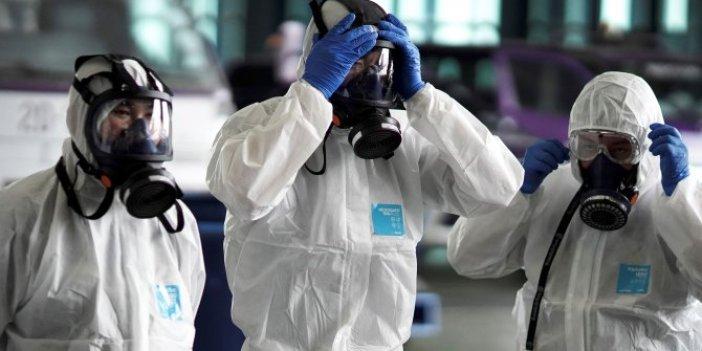 Coronavirüs o laboratuvardan mı çıktı?