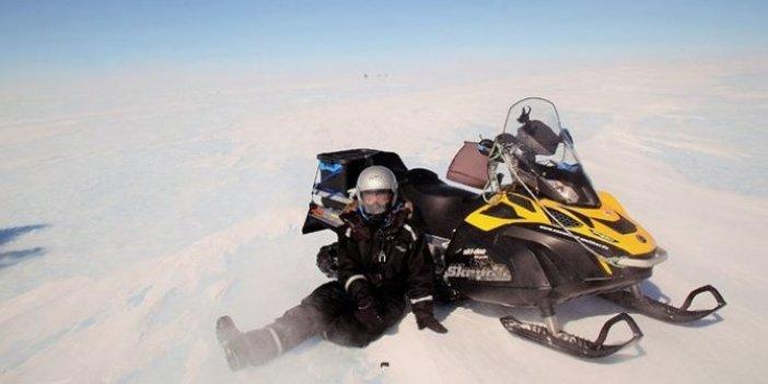 Türk bilim insanı Antarktika'dan mikrometeoritlerle döndü!