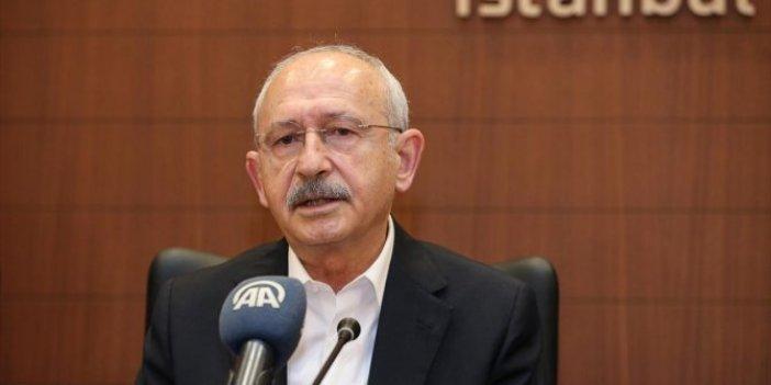 Kurultay öncesi Kemal Kılıçdaroğlu için ilk imza