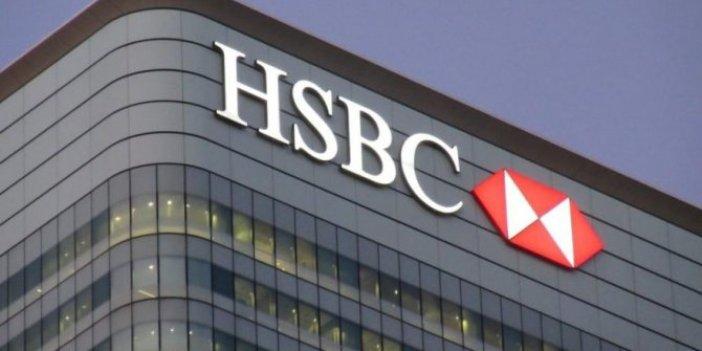 HSBC 35 bin kişiyi işten çıkarıyor...