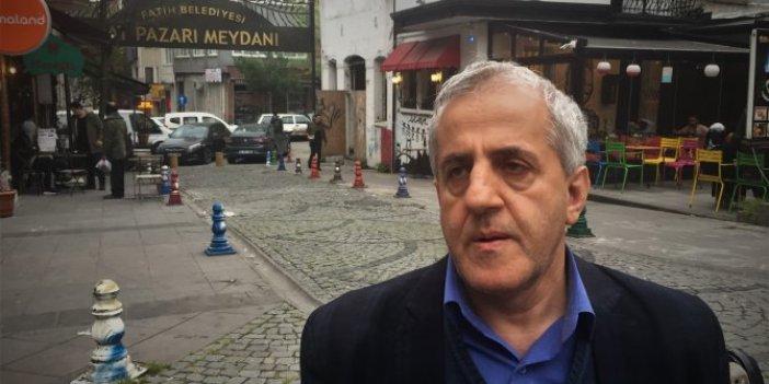 Gözaltına alınan Müfid Yüksel serbest bırakıldı