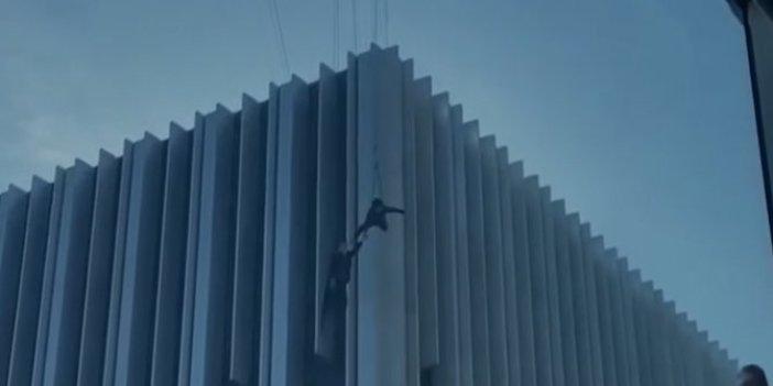 Matrix 4 filminin çekimlerinden ilk görüntüleri sızdırıldı