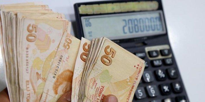 Vatandaşların ödediği vergilerin 5'te biri faize gitti!