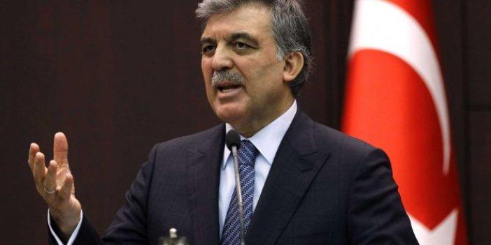 AKP Sözcüsü Ömer Çelik'ten Abdullah Gül açıklaması