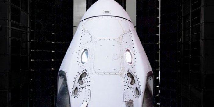 Uzay turizmi için tarih verildi